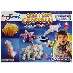Clementoni 13814 - Focus Junior Crea i tuoi...