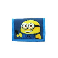 MINIONS Portamonete, blu (Blu) - MINIONS004009