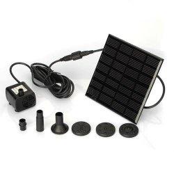 Anself Pompa acqua solare / Fontana solare /Pompa...