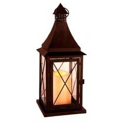 Lanterna a LED, colore nero