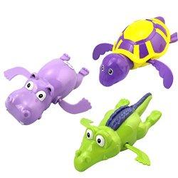 Giocattoli animali plastica TOYMYTOY Gioco bagno...