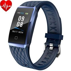 Willful Smartwatch Orologio Fitness Trakcer Donno...