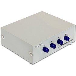 DeLOCK 87589 Switch seriali Cablato