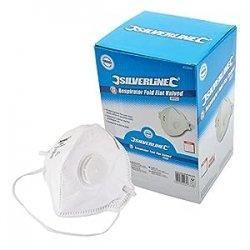 Silverline 633895 Mascherine antipolvere...