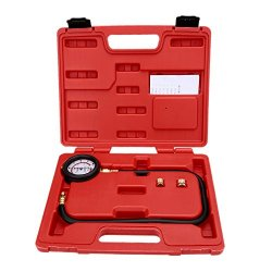 KKmoon Psi di pressione olio Tester manometro...