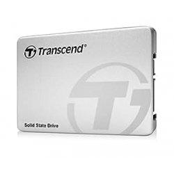 TRANSCEND SSD 128GB 2.5 SSD370 SATA3 MLC CASE...