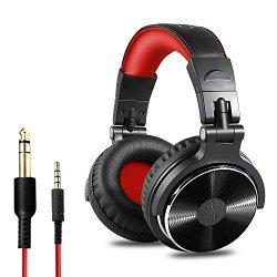 OneOdio Cuffie Over Ear Cuffie chiuse da Studio...
