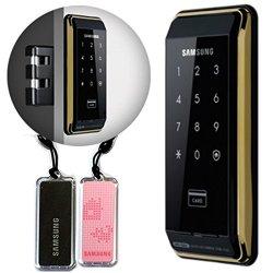 2 serrature SAMSUNG D500 SHS, per porta,...