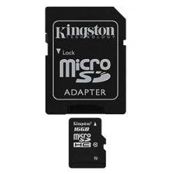 Kingston Scheda microSDHC/SDXC - Classe 10 UHS-I,...