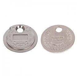 Silverline Spark Gap Strumento Plug 0,5 - 2,55...