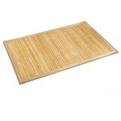 Wenko 17996100 Scendibagno in bambù,...