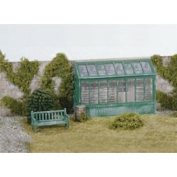 Wills SS24 Wooden Conservatory or Greenhouse with...