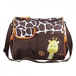 TRIXES, borsa per cambio neonati con giraffa,...