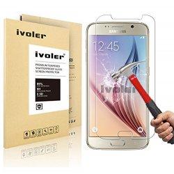 Samsung Galaxy S6 Pellicola Protettiva, iVoler...