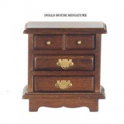 Walnut Bedside Cabinet, Bedroom Furniture for a...