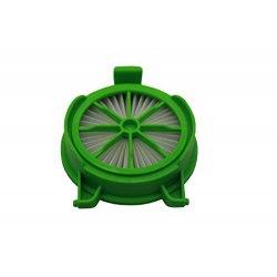 *14 cm di diametro Prodotto genuino da Green Label Confezione da 2 Filtri in schiuma pre-motori lavabili per gli aspirapolveri Samsung Cyclone Force Pet e Motion Sync