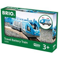 Brio 33506000 - Treno passeggeri, a batterie