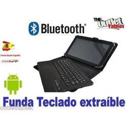 Copertura con Tastiera Bluetooth per Tablet...