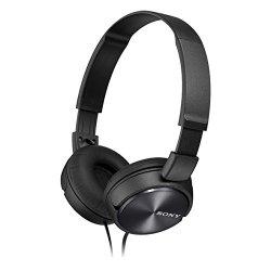Sony MDR-ZX310 Cuffie, Nero