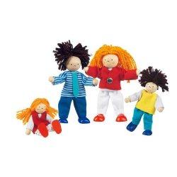 Goki Marionette flessibile Lifestyle Family
