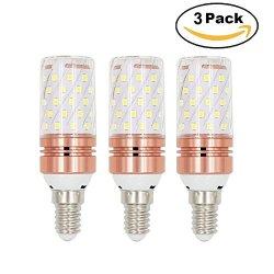EEFUN Lampadina LED Risparmio Energetico E14, 12W...