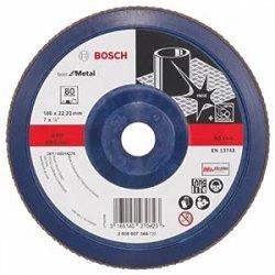 Bosch 2608607344 - Disco a lamelle, diametro...