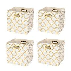Panno ripiegabile Posprica cubi scatole basket...