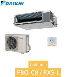 Daikin GAINABLE modello FBQ50C8