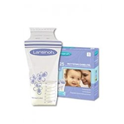 Lansinoh 99204 - Contenitori per latte materno,...