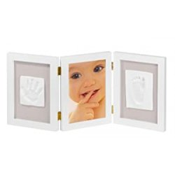 My Sweet Memories - Photo Frame with 2 baby print...
