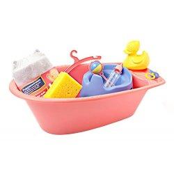 Heless - Set da bagno per bambole