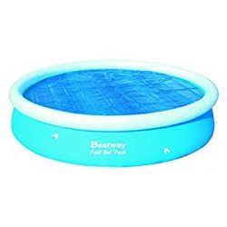 Bestway - Copertura solare, diametro 300 per...