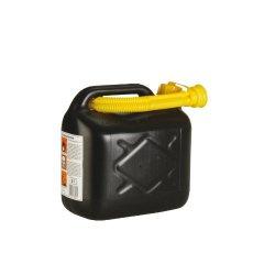 Unitec 73853 Tanica per Benzina in Plastica, 5...