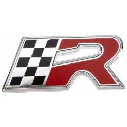 Lampa 07225 R-Flag - Emblema 3D cromato, per...