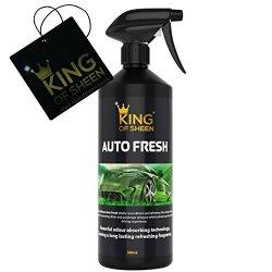 King of Sheen auto Fresh, tecnologia potente,...