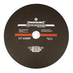 Silverline, 277519, Disco da taglio in metallo...