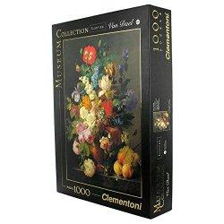 Clementoni 31415 - Puzzle Van Dael - Vaso di...