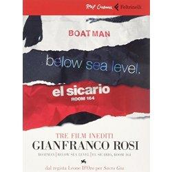 Gianfranco Rosi tre film inediti. 2 DVD. Con libro