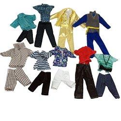 Lance Home 5 Set Moda Fatto a Mano Abbigliamento...