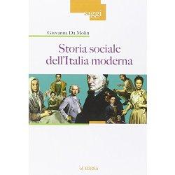 Storia sociale dellItalia moderna