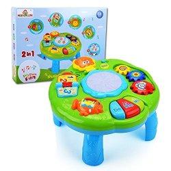 Musical Tabella apprendimento bambino Laugh & Fun...
