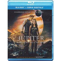 Jupiter - Il Destino dellUniverso (Blu-ray)