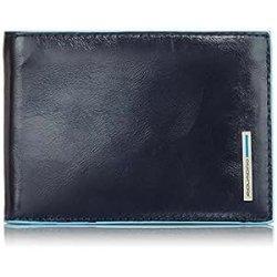 Piquadro PU257B2 Portafoglio, Collezione Blu...