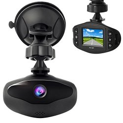 SuperEye Mini Dash Cam Telecamera per Auto Full...