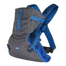 Chicco Easy Fit portabebè pettorale Power Blue