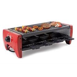 Beper 90,381 - Raclette 3 in 1 per 8 persone,...