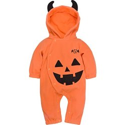 ZOEREA Costume Halloween Bambini Tutina Halloween...