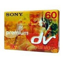 Sony DVM 60 PR Video cassette - Confezione da 3