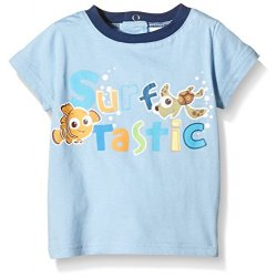 Disney Nemo-T-shirt Bimba 0-24 Blue...