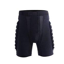 Suntime Pantaloncini Protettivi Hip Butt EVA Pad...